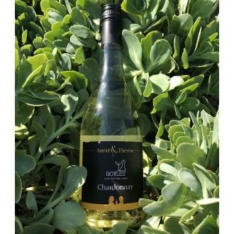 ASTRID & THÉRÈSE Prestige Chardonnay pour Jens & Bart & Aswin Languedoc Frankrijk 2018