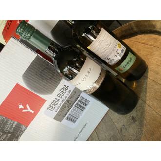 (doos 6 flessen) Bodegas Grupo Yllera Tierra Buena Verdejo Chardonnay Sauvignon Rueda Spanje 2020