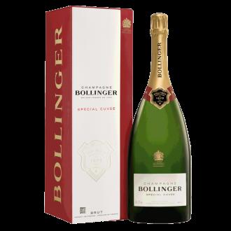 Champagne Bollinger Special Cuvée Brut MAGNUM in luxe geschenkdoos