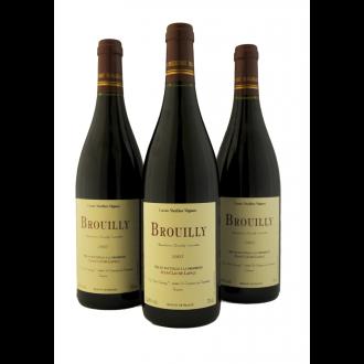 Jean-Claude Lapalu Brouilly 'Vieilles Vignes' Beaujolais France 2015