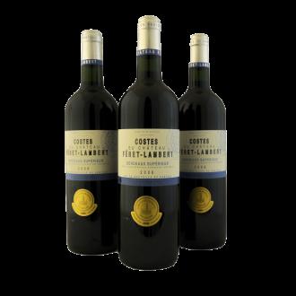 Costes du Château Feret – Lambert Bordeaux Supérieur France 2015