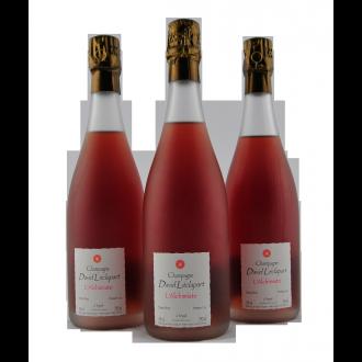 David Léclapart Champagne 1er Cru L''Alchimiste Rosé Extra Brut