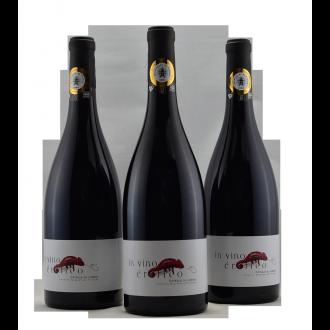 Les Vignerons de Cres Portiragnes In Vino Erotico Coteaux du Libron Rouge France 2014