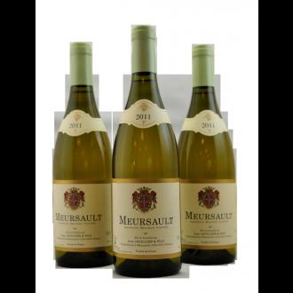 Jean Javillier Meursault Bourgogne France 2013
