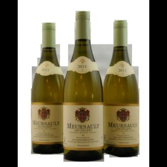 Jean Javillier Meursault Les Tillets Bourgogne France 2016