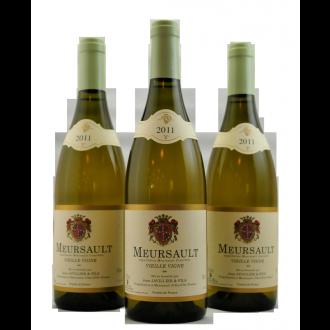 Jean Javillier Meursault Vielle Vigne Bourgogne France 2015