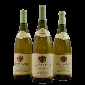 Jean Javillier Meursault Bourgogne France 2017