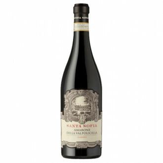 Santa Sofia Amarone Della Valpolicella Classico DOCG Classico Verona Italië 2015 (half flesje)