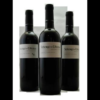 Senorio de Unuela Rioja Crianza Spanje 2011