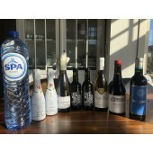 Uitgebreide exclusieve BOTTLES NEXT DOOR @HOME wijnproeverij voor 4 personen