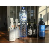 Lekkere BOTTLES NEXT DOOR @HOME wijnproeverij voor 2 personen